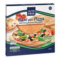 NUTRIFREE Base per pizza 2 x 100 g